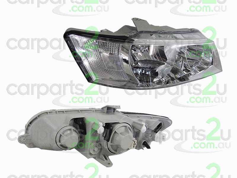 HOLDEN COMMODORE VZ  HEAD LIGHT - New quality car parts & auto spares online Australia wide with the convenience of shopping from your own home. Carparts 2U Penrith Sydney