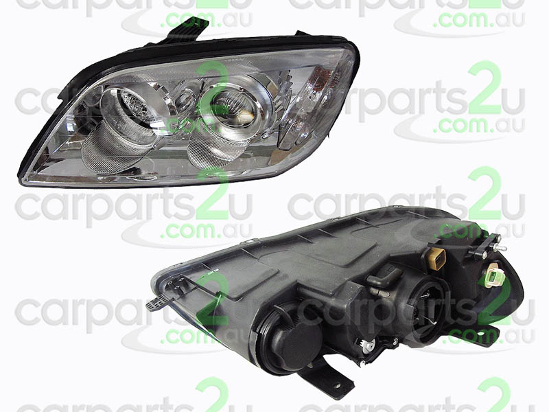 HOLDEN CAPTIVA COLORADO UTE RC  HEAD LIGHT - New quality car parts & auto spares online Australia wide with the convenience of shopping from your own home. Carparts 2U Penrith Sydney
