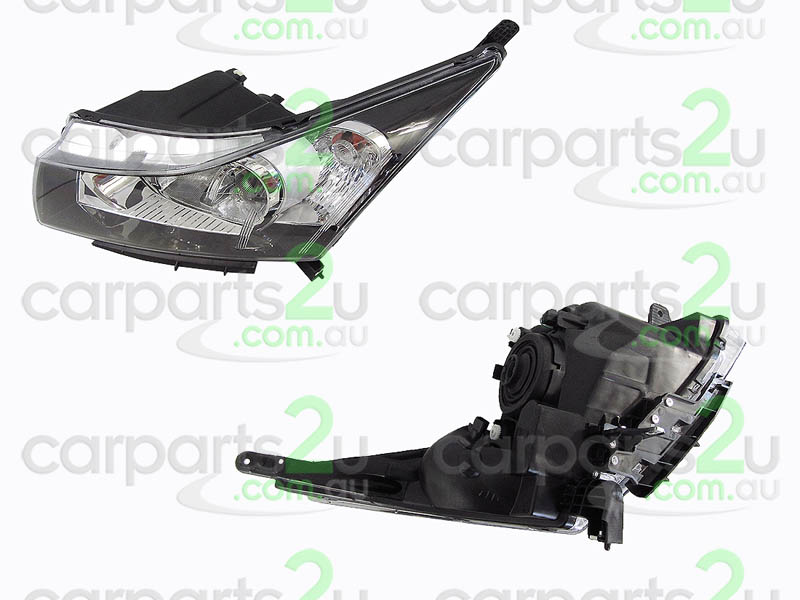 HOLDEN CRUZE CAPTIVA CG SERIES 1  HEAD LIGHT - New quality car parts & auto spares online Australia wide with the convenience of shopping from your own home. Carparts 2U Penrith Sydney