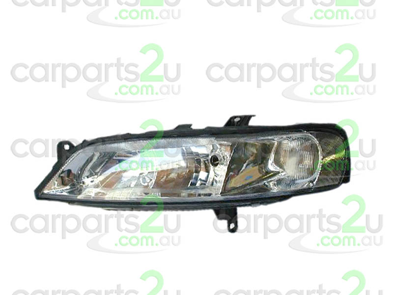 HOLDEN VECTRA VECTRA JR / JS  HEAD LIGHT - New quality car parts & auto spares online Australia wide with the convenience of shopping from your own home. Carparts 2U Penrith Sydney