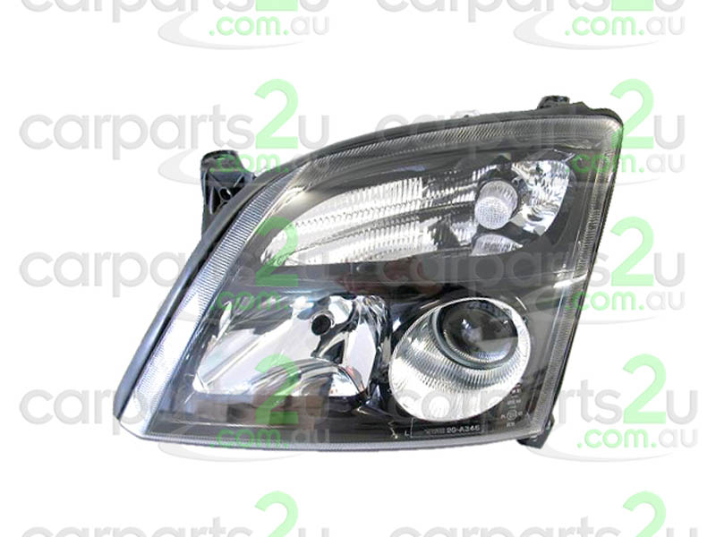 HOLDEN VECTRA VECTRA ZC  HEAD LIGHT - New quality car parts & auto spares online Australia wide with the convenience of shopping from your own home. Carparts 2U Penrith Sydney