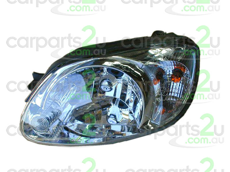 HYUNDAI ACCENT LC  HEAD LIGHT - New quality car parts & auto spares online Australia wide with the convenience of shopping from your own home. Carparts 2U Penrith Sydney