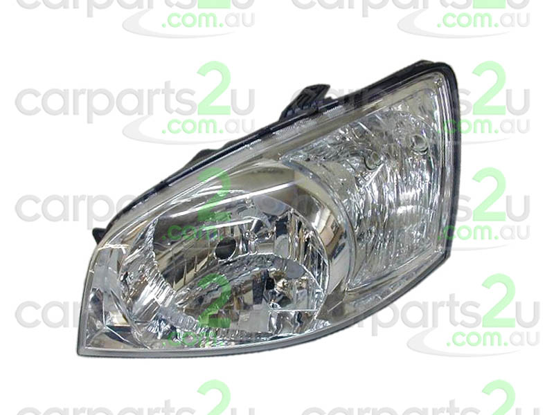 HYUNDAI GETZ EXCEL X3  HEAD LIGHT - New quality car parts & auto spares online Australia wide with the convenience of shopping from your own home. Carparts 2U Penrith Sydney