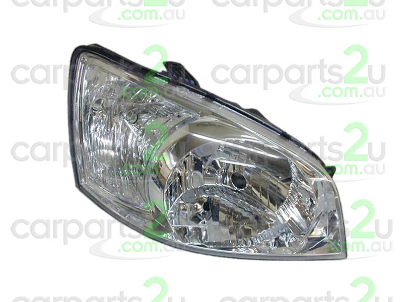 HYUNDAI GETZ TB  HEAD LIGHT - New quality car parts & auto spares online Australia wide with the convenience of shopping from your own home. Carparts 2U Penrith Sydney