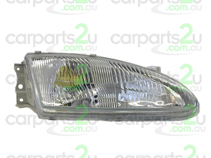 HYUNDAI LANTRA LANTRA J2/L3  HEAD LIGHT - New quality car parts & auto spares online Australia wide with the convenience of shopping from your own home. Carparts 2U Penrith Sydney
