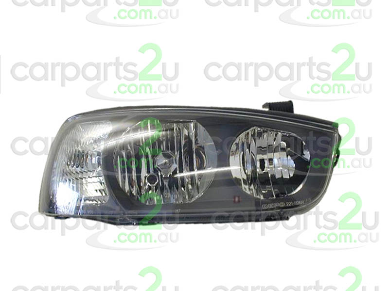 HYUNDAI ELANTRA ELANTRA XD  HEAD LIGHT - New quality car parts & auto spares online Australia wide with the convenience of shopping from your own home. Carparts 2U Penrith Sydney