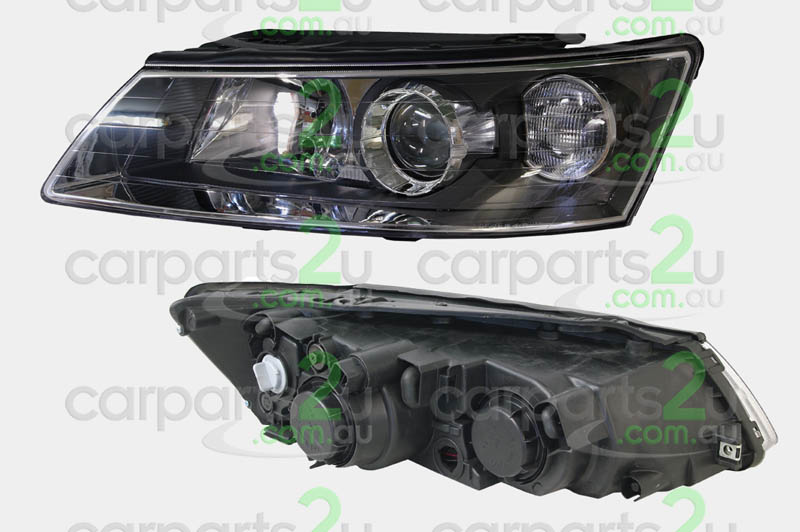HYUNDAI SONATA SONATA  HEAD LIGHT - New quality car parts & auto spares online Australia wide with the convenience of shopping from your own home. Carparts 2U Penrith Sydney