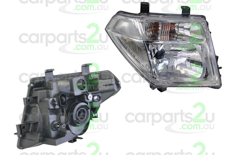 Nissan Navara D40 Headlight Wiring Diagram : Parts to suit nissan navara d m ute spanish build vsk