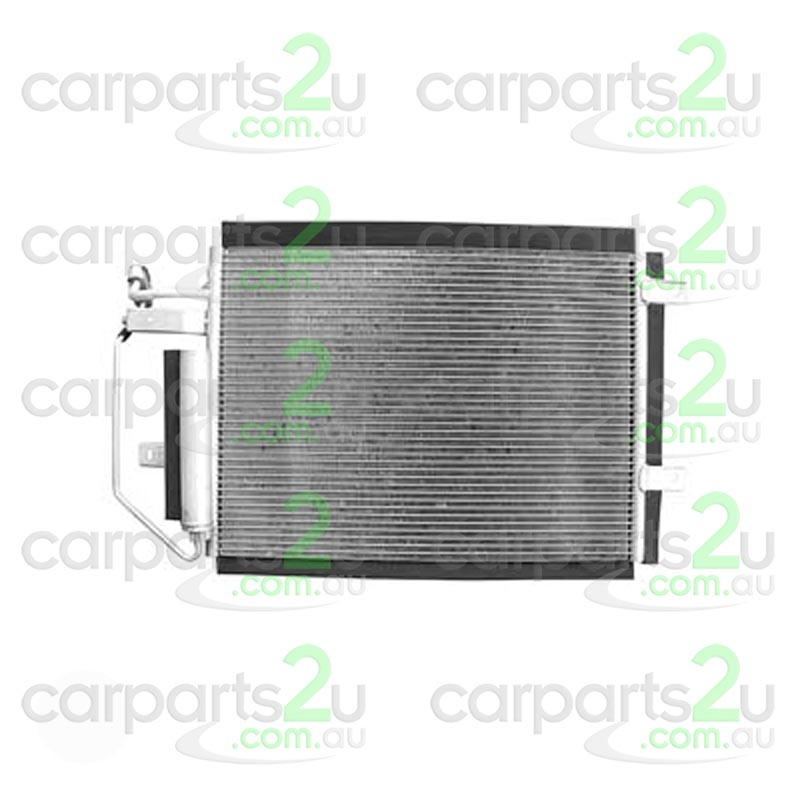 MITSUBISHI COLT CE COUPE  CONDENSER - New quality car parts & auto spares online Australia wide with the convenience of shopping from your own home. Carparts 2U Penrith Sydney