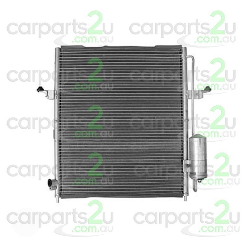 MITSUBISHI TRITON COLT RG  CONDENSER - New quality car parts & auto spares online Australia wide with the convenience of shopping from your own home. Carparts 2U Penrith Sydney