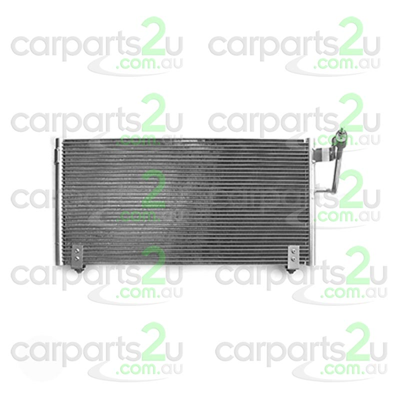 MITSUBISHI MAGNA ML  CONDENSER - New quality car parts & auto spares online Australia wide with the convenience of shopping from your own home. Carparts 2U Penrith Sydney