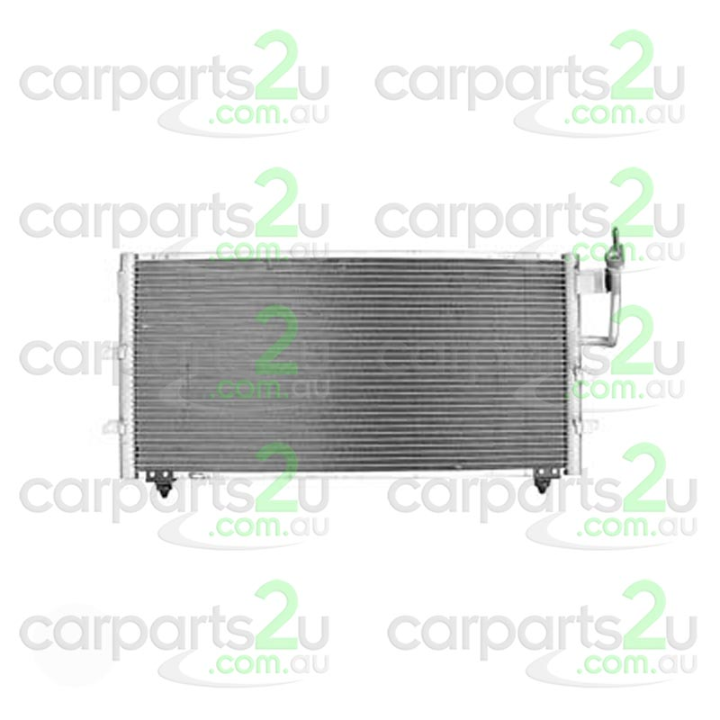 MITSUBISHI MAGNA TE/TF/TH/TJ  CONDENSER - New quality car parts & auto spares online Australia wide with the convenience of shopping from your own home. Carparts 2U Penrith Sydney