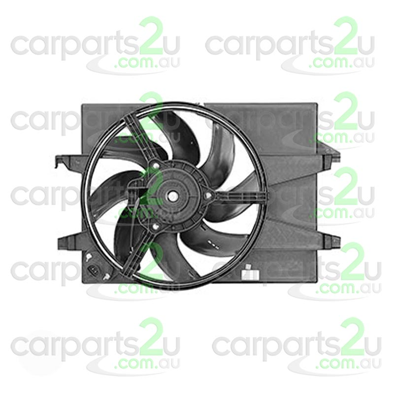FORD FIESTA ESCAPE  RADIATOR FAN ASSEMBLY - New quality car parts & auto spares online Australia wide with the convenience of shopping from your own home. Carparts 2U Penrith Sydney
