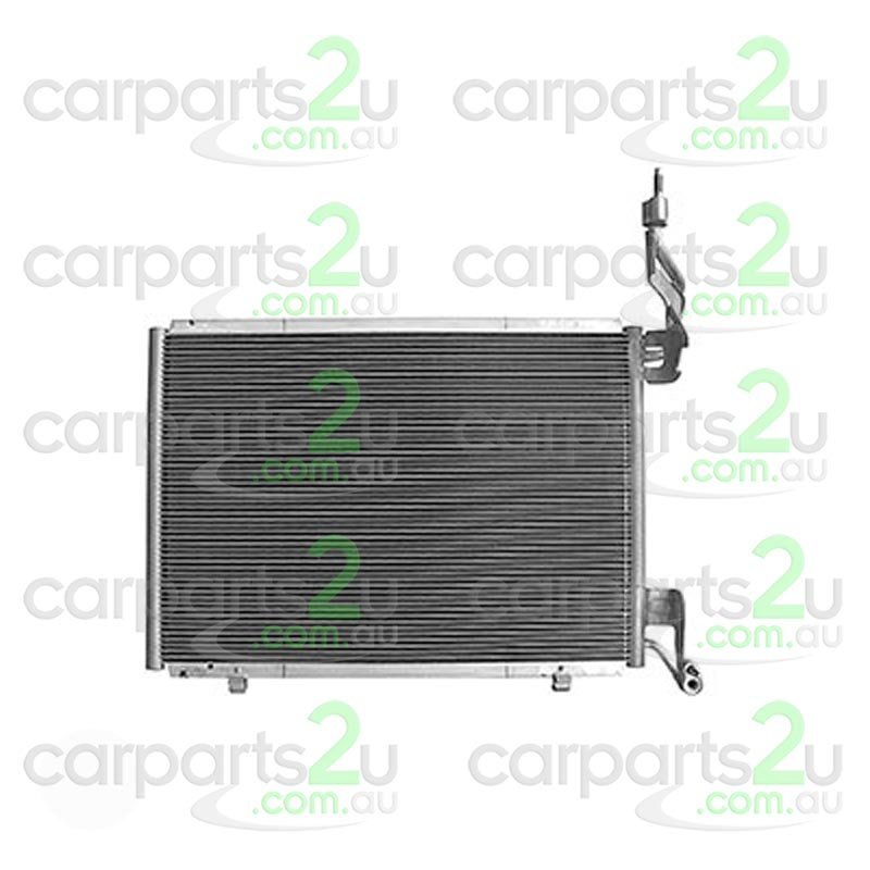 To suit FORD FIESTA  CONDENSER - New quality car parts & auto spares online Australia wide with the convenience of shopping from your own home. Carparts 2U Penrith Sydney