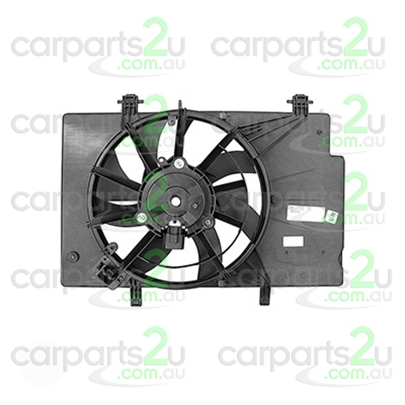 FORD FIESTA FIESTA WP/WQ  RADIATOR FAN ASSEMBLY - New quality car parts & auto spares online Australia wide with the convenience of shopping from your own home. Carparts 2U Penrith Sydney