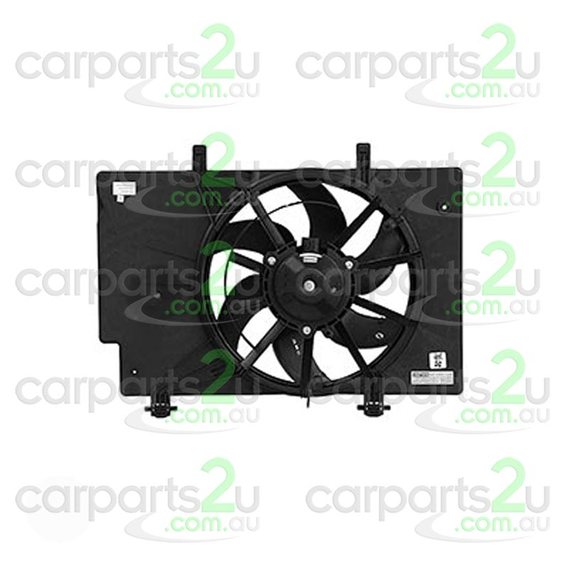 FORD FIESTA FIESTA WS  RADIATOR FAN ASSEMBLY - New quality car parts & auto spares online Australia wide with the convenience of shopping from your own home. Carparts 2U Penrith Sydney
