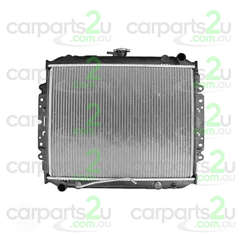 HOLDEN RODEO CAPTIVA CG SERIES 1  RADIATOR - New quality car parts & auto spares online Australia wide with the convenience of shopping from your own home. Carparts 2U Penrith Sydney