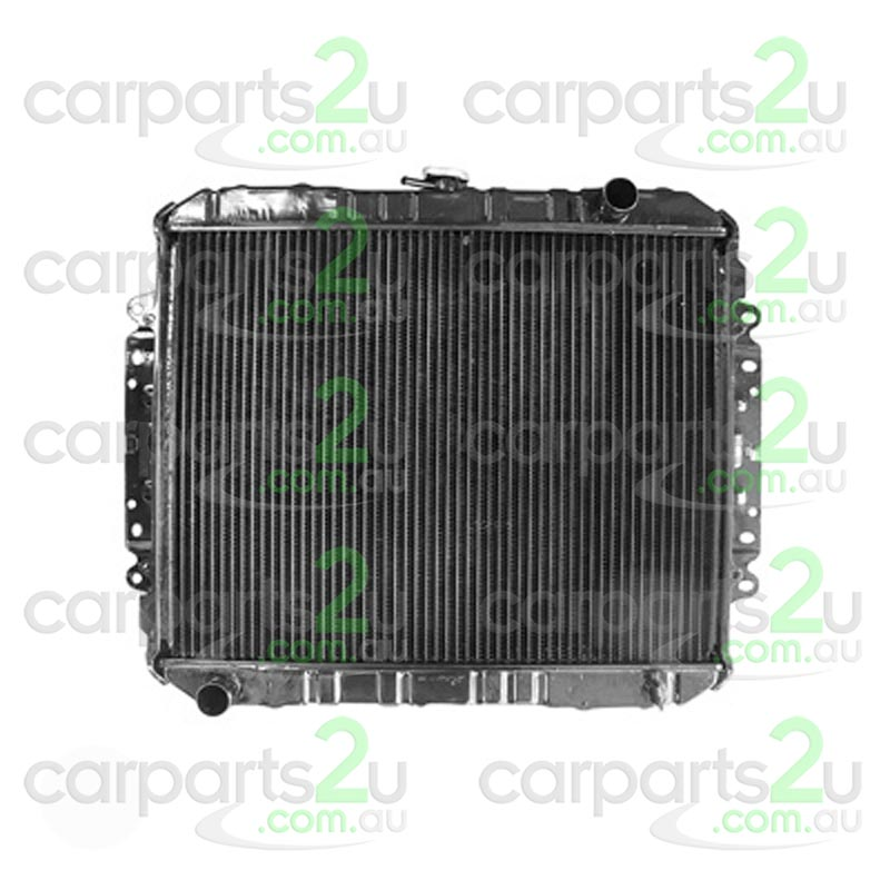 HOLDEN RODEO TF G3/G6  RADIATOR - New quality car parts & auto spares online Australia wide with the convenience of shopping from your own home. Carparts 2U Penrith Sydney