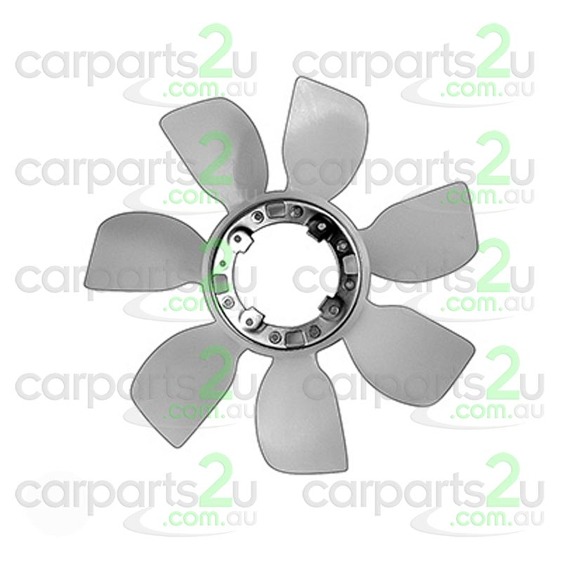 HOLDEN RODEO TF G3/G6  RADIATOR FAN BLADE - New quality car parts & auto spares online Australia wide with the convenience of shopping from your own home. Carparts 2U Penrith Sydney