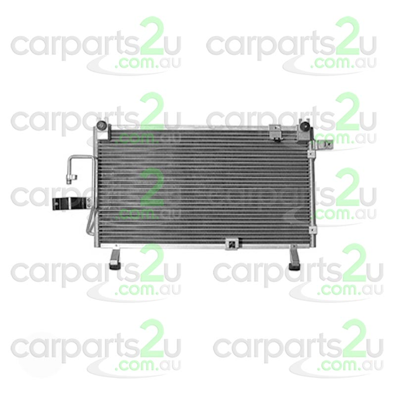 HOLDEN RODEO EPICA EP  CONDENSER - New quality car parts & auto spares online Australia wide with the convenience of shopping from your own home. Carparts 2U Penrith Sydney