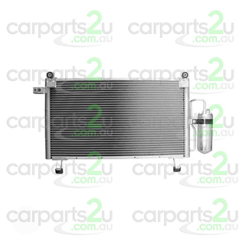 HOLDEN RODEO RA  CONDENSER - New quality car parts & auto spares online Australia wide with the convenience of shopping from your own home. Carparts 2U Penrith Sydney