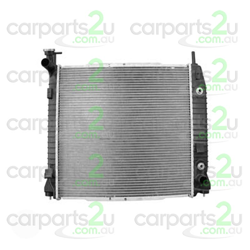HOLDEN COLORADO AH  RADIATOR - New quality car parts & auto spares online Australia wide with the convenience of shopping from your own home. Carparts 2U Penrith Sydney