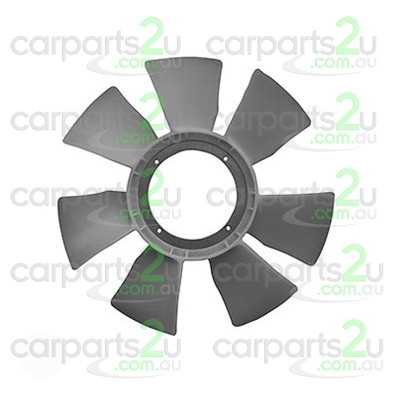 HOLDEN COLORADO RA  RADIATOR FAN BLADE - New quality car parts & auto spares online Australia wide with the convenience of shopping from your own home. Carparts 2U Penrith Sydney