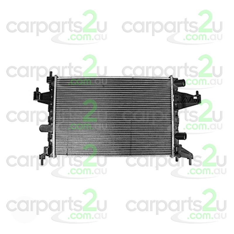 HOLDEN BARINA TK HATCH  RADIATOR - New quality car parts & auto spares online Australia wide with the convenience of shopping from your own home. Carparts 2U Penrith Sydney