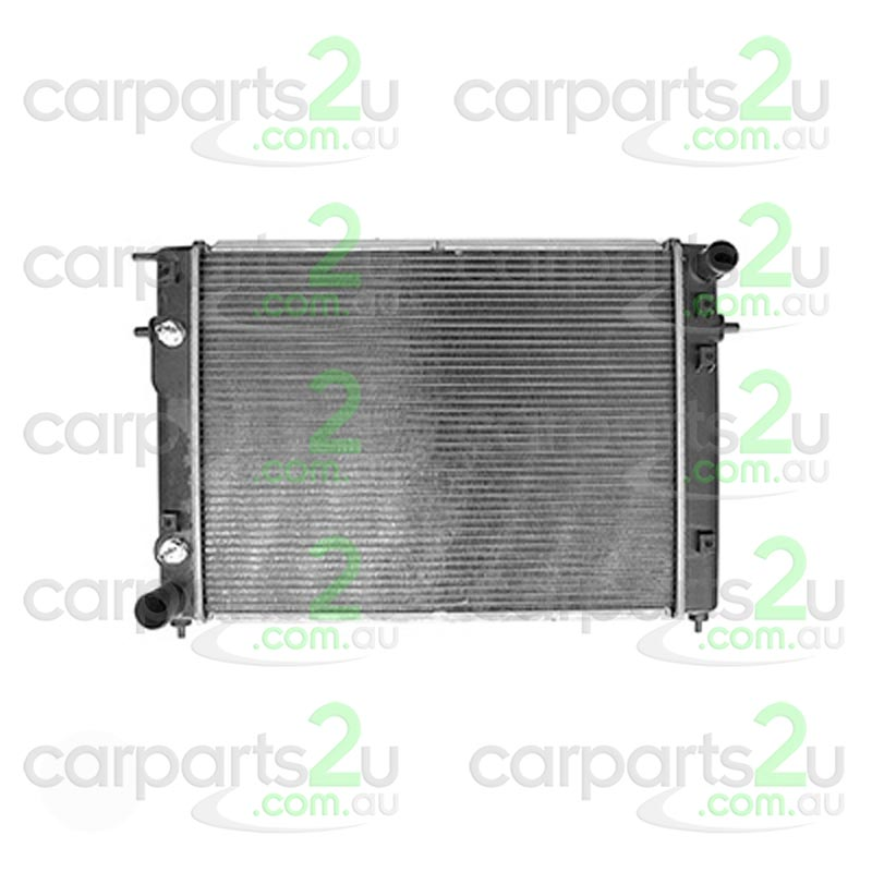 HOLDEN COMMODORE VE SERIES 1  RADIATOR - New quality car parts & auto spares online Australia wide with the convenience of shopping from your own home. Carparts 2U Penrith Sydney