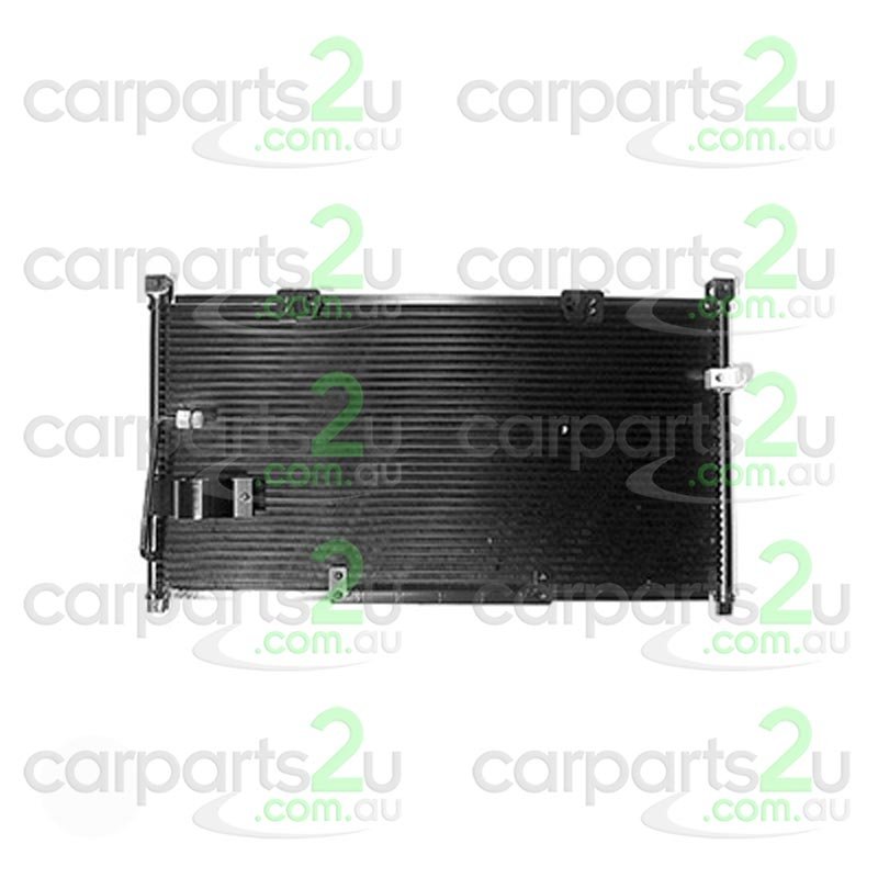 HOLDEN COMMODORE VE SERIES 1  CONDENSER - New quality car parts & auto spares online Australia wide with the convenience of shopping from your own home. Carparts 2U Penrith Sydney
