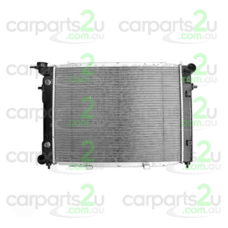 HOLDEN COMMODORE VR / VS  RADIATOR - New quality car parts & auto spares online Australia wide with the convenience of shopping from your own home. Carparts 2U Penrith Sydney