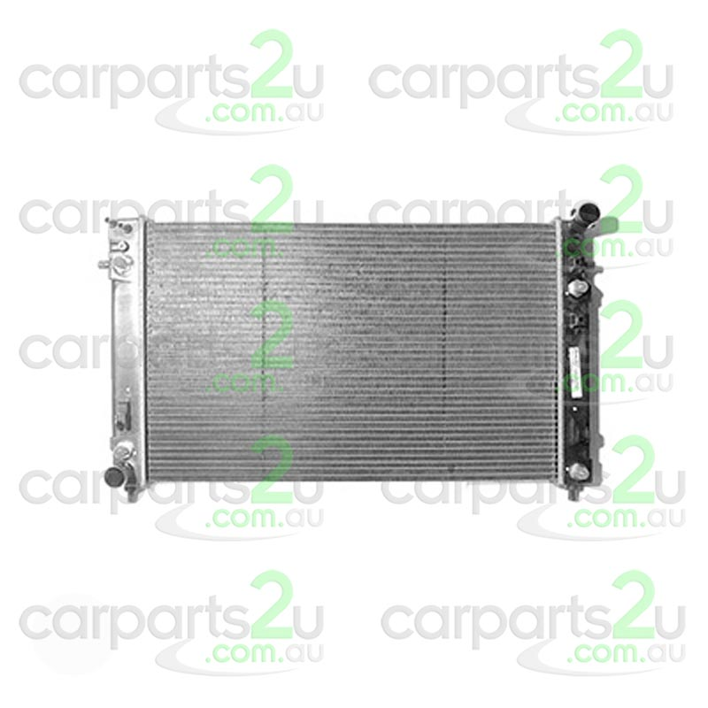 HOLDEN COMMODORE VT  RADIATOR - New quality car parts & auto spares online Australia wide with the convenience of shopping from your own home. Carparts 2U Penrith Sydney