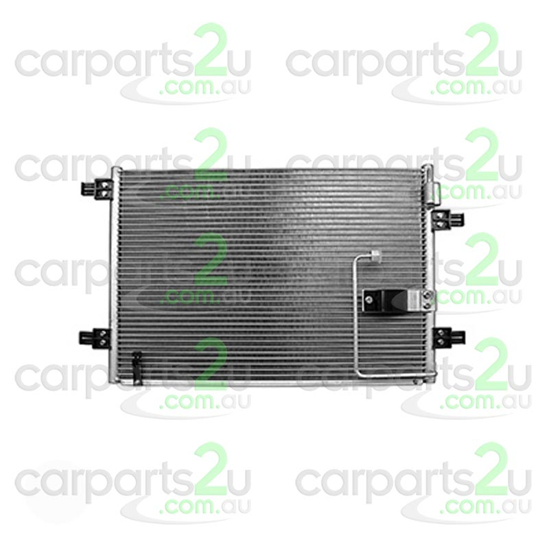 HOLDEN COMMODORE VR / VS  CONDENSER - New quality car parts & auto spares online Australia wide with the convenience of shopping from your own home. Carparts 2U Penrith Sydney