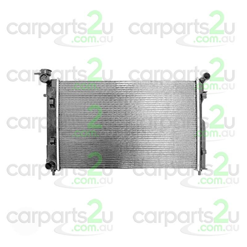 HOLDEN COMMODORE VX  RADIATOR - New quality car parts & auto spares online Australia wide with the convenience of shopping from your own home. Carparts 2U Penrith Sydney
