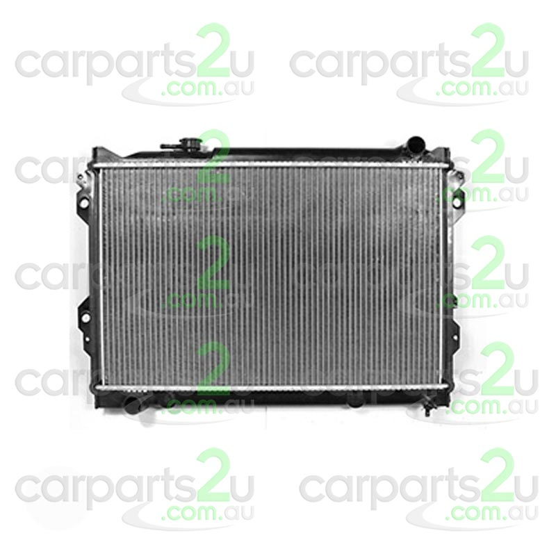 MAZDA B SERIES UTE / BRAVO CX-5 KE  RADIATOR - New quality car parts & auto spares online Australia wide with the convenience of shopping from your own home. Carparts 2U Penrith Sydney