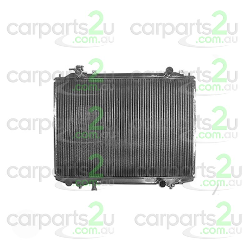 MAZDA B SERIES UTE / BRAVO B SERIES UTE UF  RADIATOR - New quality car parts & auto spares online Australia wide with the convenience of shopping from your own home. Carparts 2U Penrith Sydney