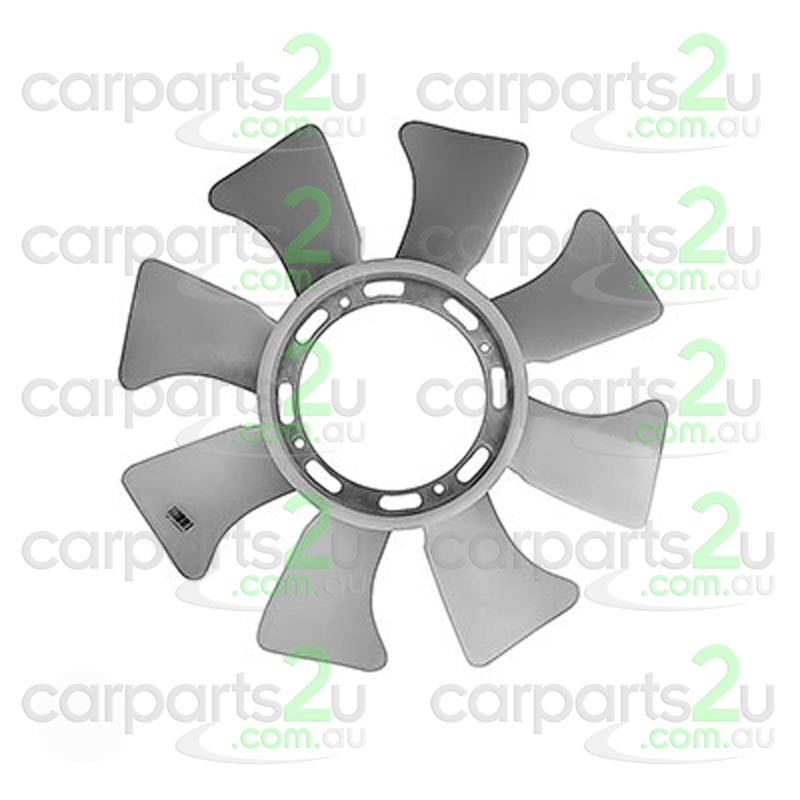 MAZDA B SERIES UTE / BRAVO B SERIES UTE UF  RADIATOR FAN BLADE - New quality car parts & auto spares online Australia wide with the convenience of shopping from your own home. Carparts 2U Penrith Sydney