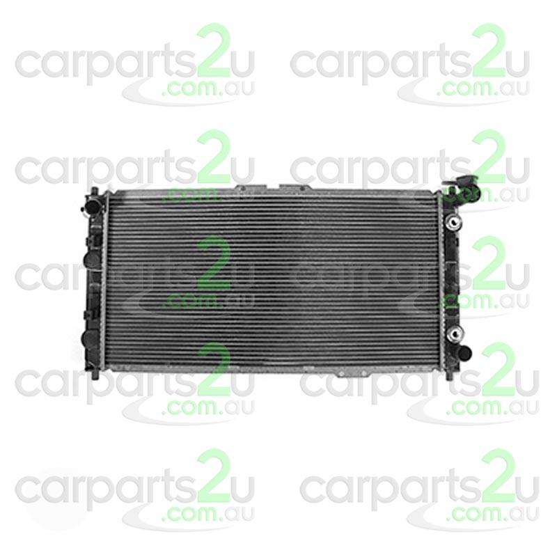 To suit MAZDA 323 BG SEDAN  RADIATOR - New quality car parts & auto spares online Australia wide with the convenience of shopping from your own home. Carparts 2U Penrith Sydney
