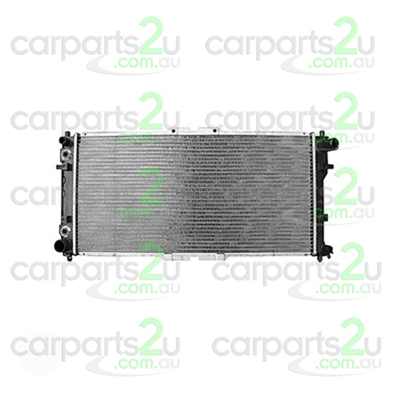 To suit MAZDA 323 BA  RADIATOR - New quality car parts & auto spares online Australia wide with the convenience of shopping from your own home. Carparts 2U Penrith Sydney