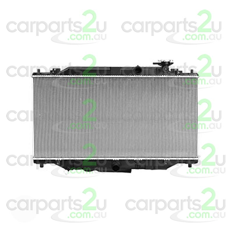 MAZDA MAZDA 3 MAZDA 3 BL  RADIATOR - New quality car parts & auto spares online Australia wide with the convenience of shopping from your own home. Carparts 2U Penrith Sydney