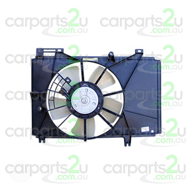 MAZDA MAZDA 2 CX-7 WAGON ER  RADIATOR FAN ASSEMBLY - New quality car parts & auto spares online Australia wide with the convenience of shopping from your own home. Carparts 2U Penrith Sydney