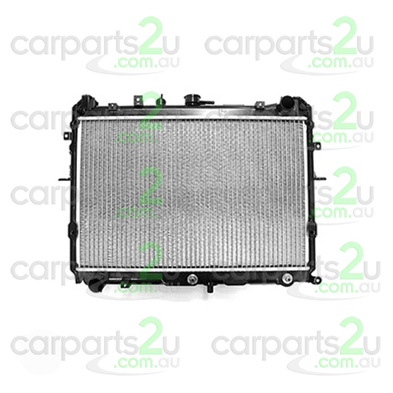 MAZDA E SERIES VAN 121 METRO  RADIATOR - New quality car parts & auto spares online Australia wide with the convenience of shopping from your own home. Carparts 2U Penrith Sydney
