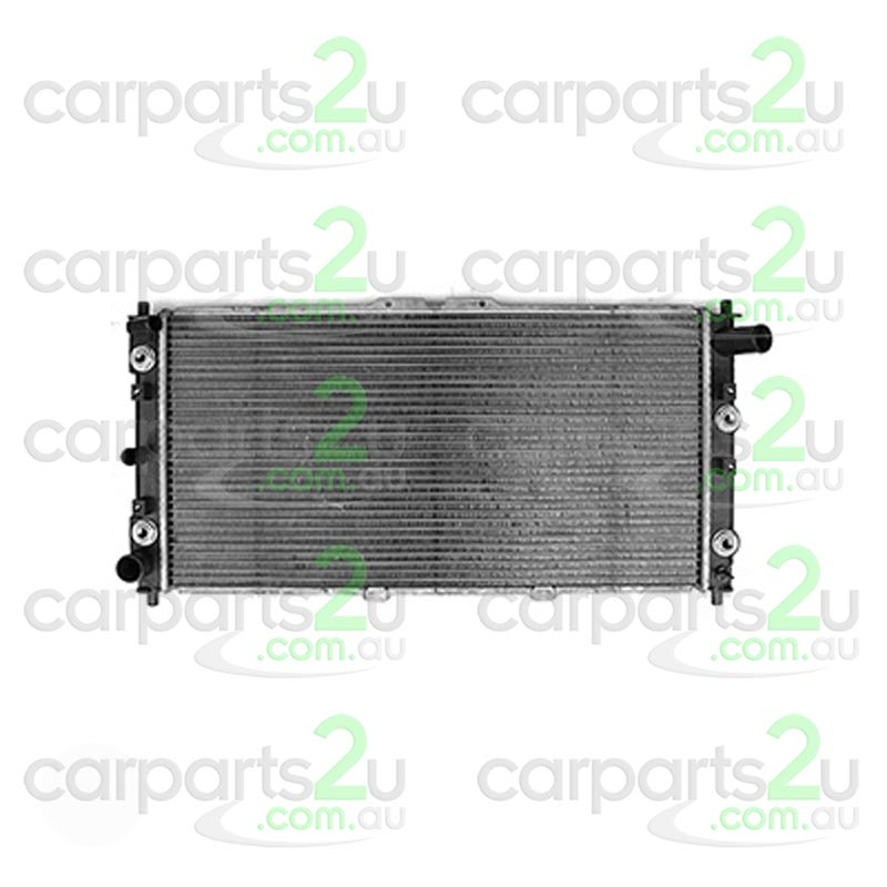 MAZDA 626 E SERIES VAN  RADIATOR - New quality car parts & auto spares online Australia wide with the convenience of shopping from your own home. Carparts 2U Penrith Sydney