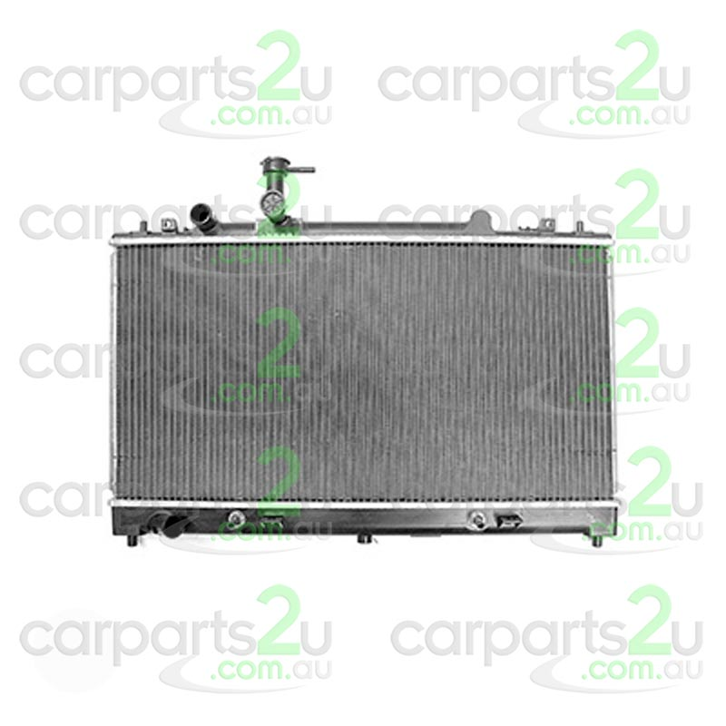 MAZDA MAZDA 6  GE  RADIATOR - New quality car parts & auto spares online Australia wide with the convenience of shopping from your own home. Carparts 2U Penrith Sydney