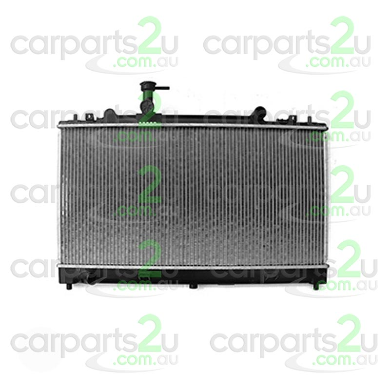 MAZDA MAZDA 6  MAZDA 6 GG/GY  RADIATOR - New quality car parts & auto spares online Australia wide with the convenience of shopping from your own home. Carparts 2U Penrith Sydney