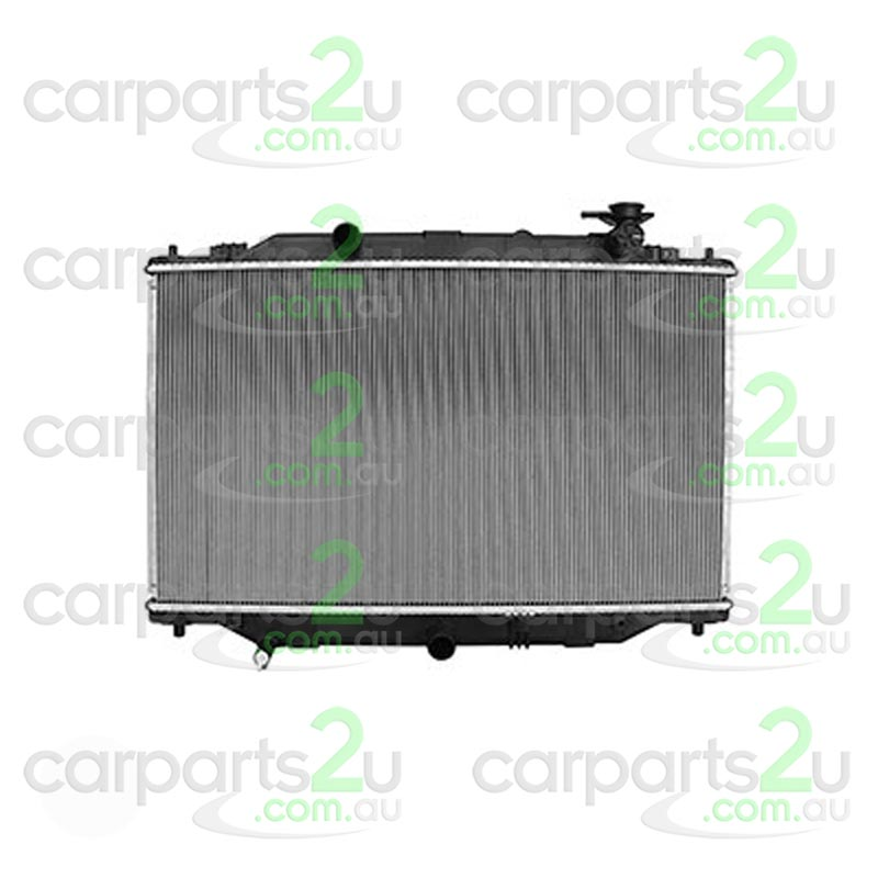 MAZDA CX-5 MAZDA 6 GH  RADIATOR - New quality car parts & auto spares online Australia wide with the convenience of shopping from your own home. Carparts 2U Penrith Sydney