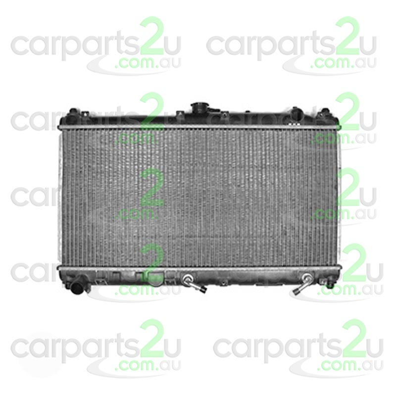 To suit MAZDA MX-5 MX-5 NC  RADIATOR - New quality car parts & auto spares online Australia wide with the convenience of shopping from your own home. Carparts 2U Penrith Sydney