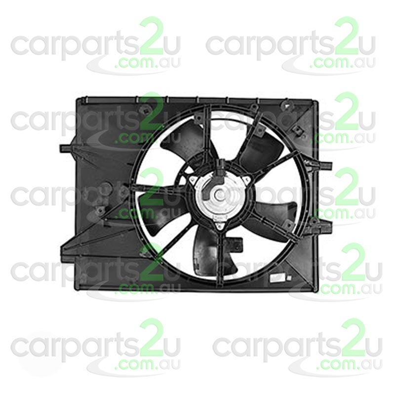 MAZDA MX-5 MAZDA 2 DE  RADIATOR FAN ASSEMBLY - New quality car parts & auto spares online Australia wide with the convenience of shopping from your own home. Carparts 2U Penrith Sydney