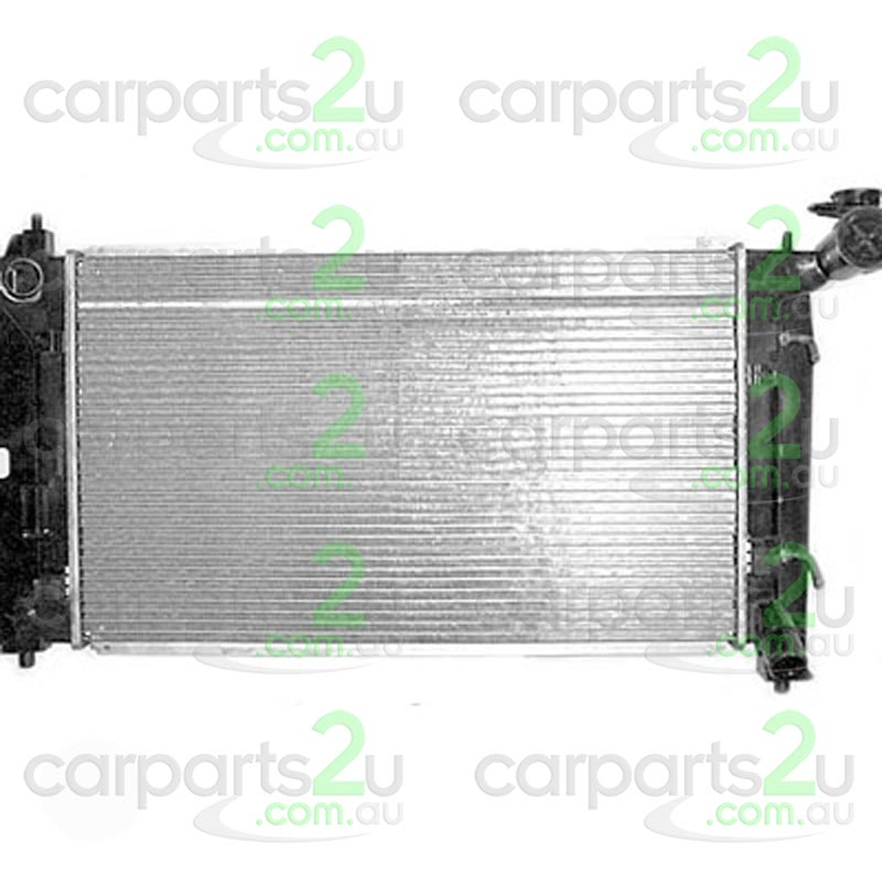TOYOTA COROLLA AE101/AE102  RADIATOR - New quality car parts & auto spares online Australia wide with the convenience of shopping from your own home. Carparts 2U Penrith Sydney