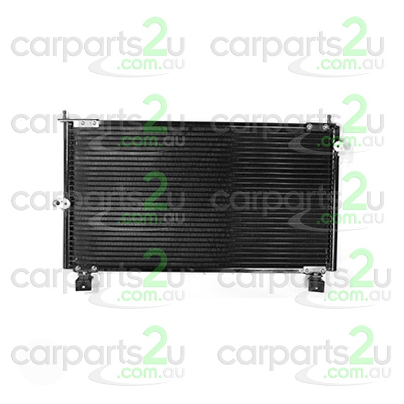 TOYOTA CELICA HILUX UTE  CONDENSER - New quality car parts & auto spares online Australia wide with the convenience of shopping from your own home. Carparts 2U Penrith Sydney